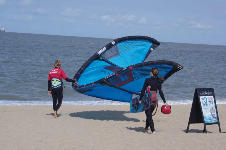 Kite Surfers Paradise